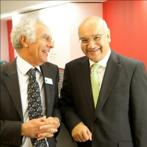 Dr Ralph Abraham and Keith Vaz MP
